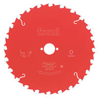 Freud TCT Circular Saw Blade 250 x 30mm 24T