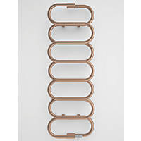 Terma Ouse Designer Towel Rail 1437 x 500mm Copper 1945BTU