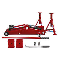 Hilka Pro-Craft 3 Tonne Combination Jack Kit 8 Piece Set