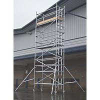Lyte Helix Single Depth Aluminium Industrial Tower 5.7m