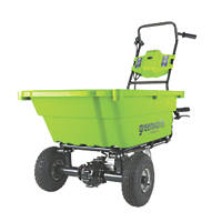 Greenworks GWG40GC 40V Li-Ion   Cordless Self-Propelled Garden Cart - Bare