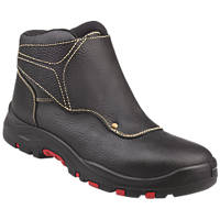 Delta Plus Cobra4   Safety Boots Black Size 8