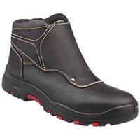 Delta Plus Cobra4   Safety Boots Black Size 8