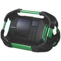 Hitachi UR18DSDL/J4 DAB / FM / AM Bluetooth Site Radio 230V