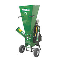Mighty Mac SC800EX 205cc Hammermill Petrol Chipper Shredder