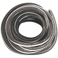 Diall Draught Seal Grey 20m