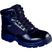 Skechers Wascana Benen WP Tactical   Non Safety Boots Black Size 6