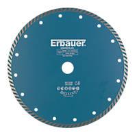Erbauer Turbo Jet Blade 230 x 2.5 x 22.23mm