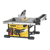 DeWalt DWE7485-GB 210mm  Electric Table Saw 240V