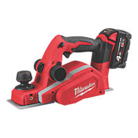 Milwaukee M18 BP-402C 18V 4.0Ah Li-Ion RedLithium  Cordless Planer