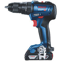Bosch 061590L4T 18V 2.0Ah Li-Ion Coolpack Brushless Cordless Combi Drill