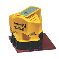 Stabila FLS90 Red Self-Levelling Floor Line Laser Level