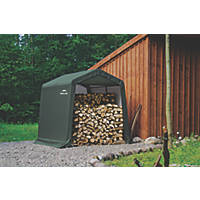 Rowlinson ShelterLogic Shed 8' x 8' (Nominal)