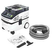 Festool CT 15 E 62Ltr/sec Electric Mobile Dust Extractor 240V