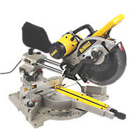 DeWalt DW717XPS-LX 250mm  Electric Double-Bevel Sliding Revolutionary XPS System Compound Mitre Saw 110V