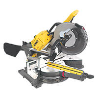 DeWalt DHS780N-XJ 305mm 54V Li-Ion XR FlexVolt Brushless Cordless Double-Bevel Sliding Compound Mitre Saw - Bare