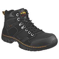 Dr Martens Benham   Safety Boots Black Size 8