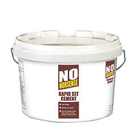 No Nonsense Rapid-Set Cement Grey 10kg