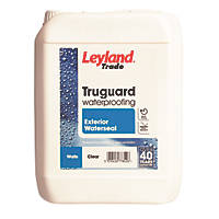 Leyland Trade Truguard Exterior Waterseal Clear 5Ltr