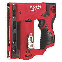 Milwaukee M12 BST-0 14mm 12V Li-Ion RedLithium  Second Fix Cordless Stapler - Bare