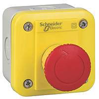 Schneider Electric XALEK178F Red Push-Button Complete Control Station