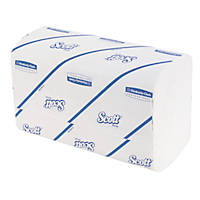Kimberly-Clark Professional Scott Hand Paper Towels White 1-Ply 200 x 310mm 15 Pack