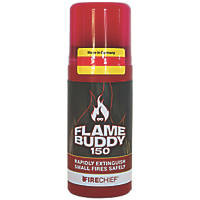 Firechief Flame Buddy 150 Wet Chemical Aerosol Fire Extinguisher Spray 150ml