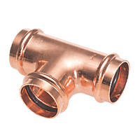 Conex Banninger B Press  Copper Press-Fit Equal Tee 15mm 10 Pack