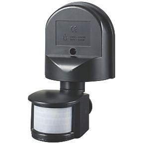 Zinc Outdoor Pir Sensor 180 176 Motion Sensors Screwfix Com