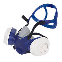Draeger X-plore 3300+ Chemical Half Mask with Filters ABEK1HG-P3RD