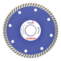 Marcrist CK600SF Tile Turbo Tile Cut Blade 115 x 22.23mm