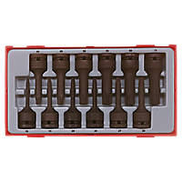 "Teng Tools TT9212TX 1/2"" Drive Impact Socket Set 12 Pieces"