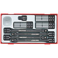 Teng Tools Torque Stick & Wheel Nut Set 8 Piece Set