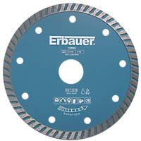 Erbauer Turbo Jet Blade 125 x 1.9 x 22.23mm