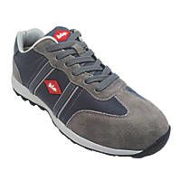 Lee Cooper LCSHOE112   Safety Trainers Grey Size 7