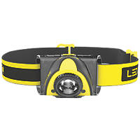 LEDlenser iSEO5R Rechargeable LED Headlamp Integrated Li-Ion