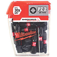 Milwaukee Impact Screwdriver Bits
