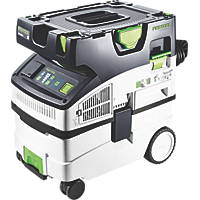 Festool CTM MIDI I GB CLEANTEC 62Ltr/sec Electric Mobile Dust Extractor 110V
