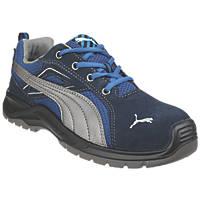 7ebda17751ec0b Puma Omni Sky Low Safety Trainers Blue Size 7