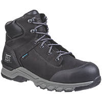 Timberland Pro Hypercharge Metal Free  Safety Boots Black Size 8