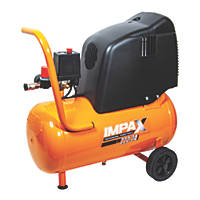 IMPAX OM227-24 CM2 PROE3625 24Ltr Electric Air Compressor 230V