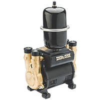 Salamander Pumps CT Force 15 TU Regenerative Twin Shower Pump 1.5bar