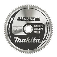 Makita TCT Circular Saw Blade 260 x 30mm 80T