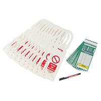 Scafftag  Scaffold Tagging System Kit