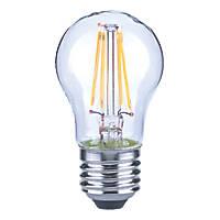 LAP  ES Mini Globe LED Virtual Filament Light Bulb 250lm 3W