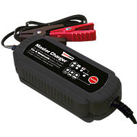 Streetwize SWIBC5 3.8A Fully Automatic Intelligent Charger 12V