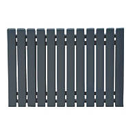 Ximax Erupto Square Designer Radiator 600 x 885mm Anthracite