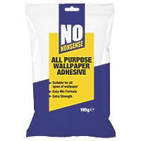 No Nonsense All-Purpose Wallpaper Adhesive 10 Roll Pack