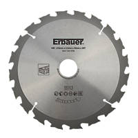 Erbauer TCT Saw Blade 210 x 30mm 20T