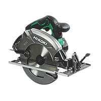 HiKOKI C3607DA/JRZ 185mm 36V 2.5Ah Li-Ion Multi Volt Brushless Cordless Circular Saw